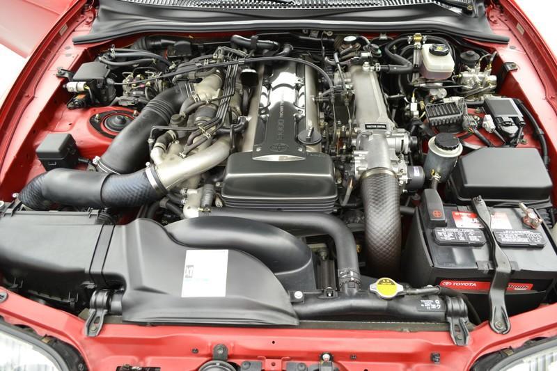 Toyota Supra A80