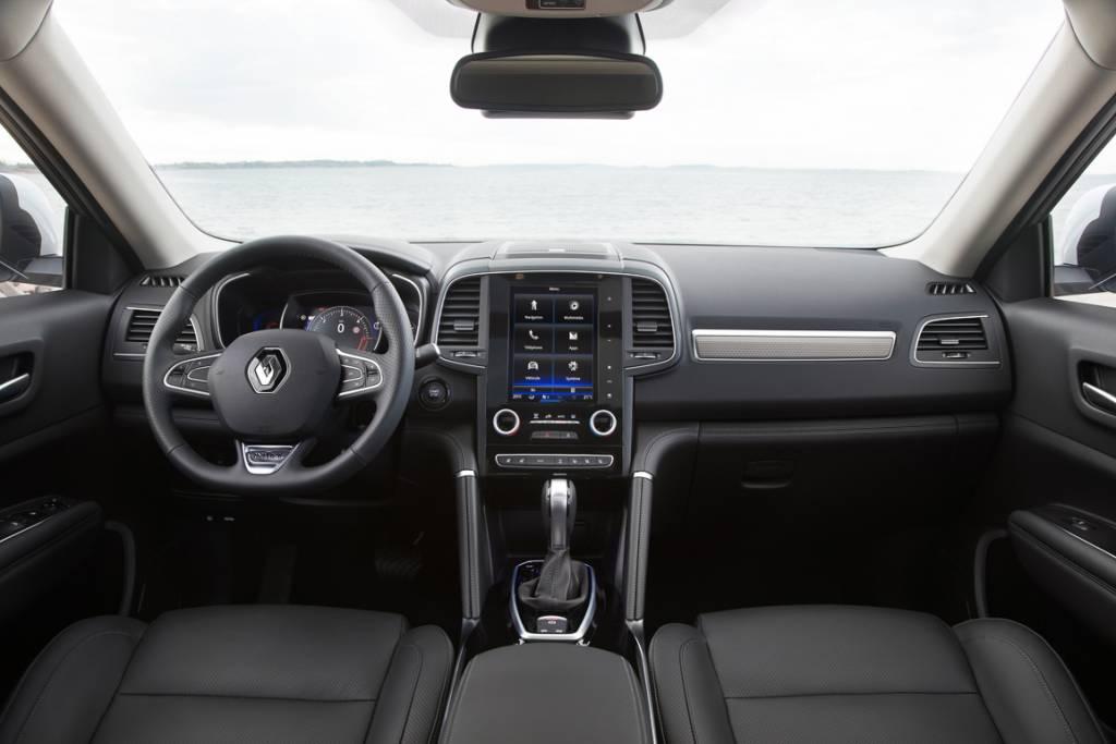 Новый Renault Koleos и Nissan X-Trail
