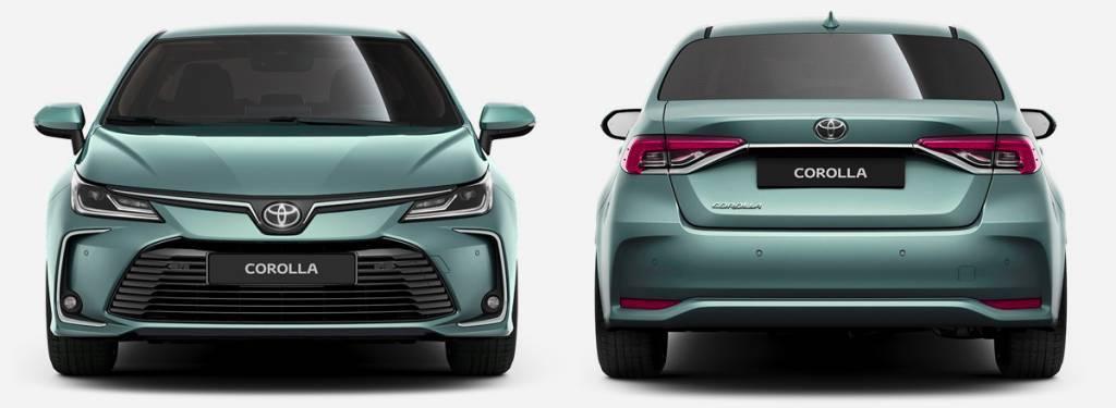 Новая Toyota Corolla Тойота Королла 2019