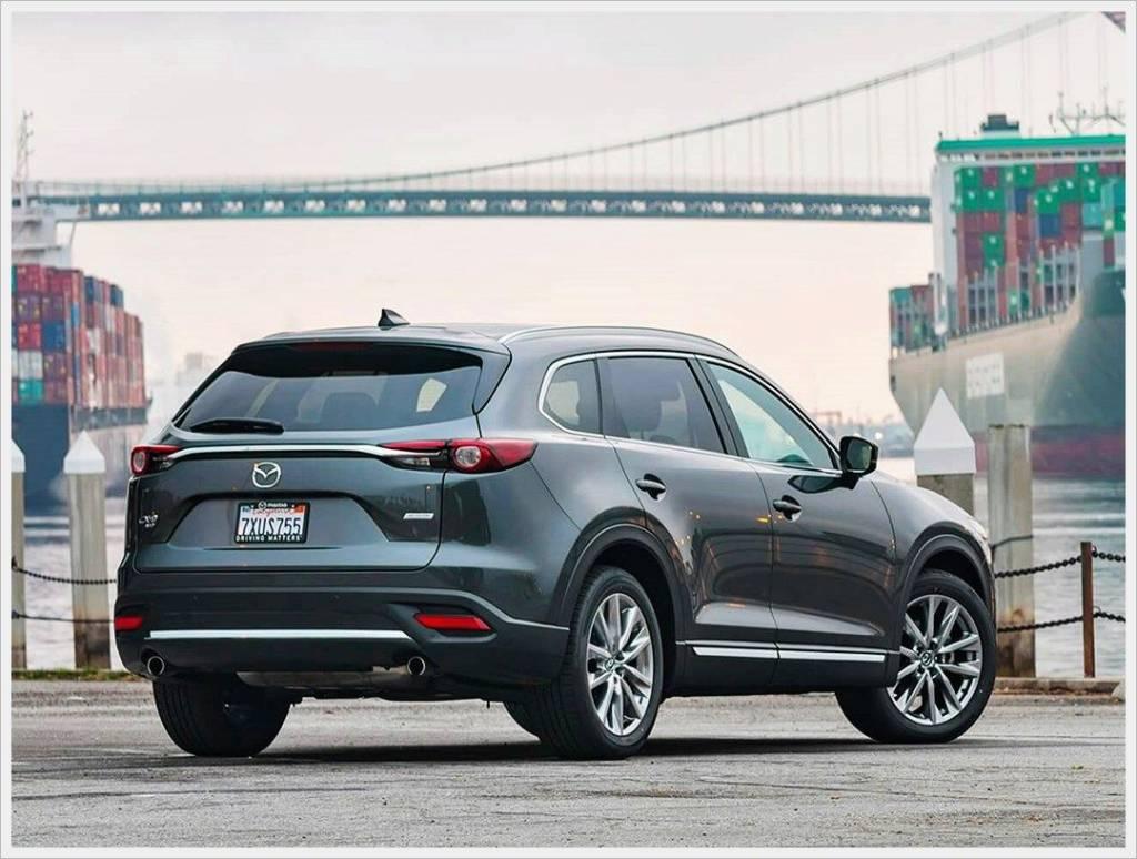 2020 Mazda CX-9 Release
