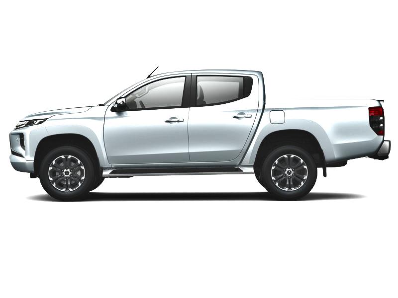 Новый Mitsubishi Triton