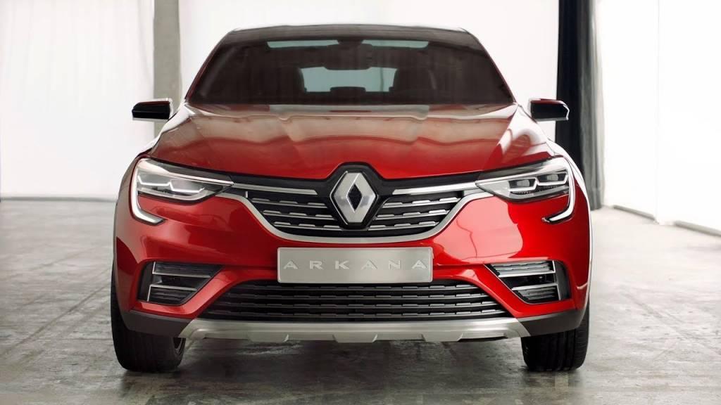 Renault Arkana цена