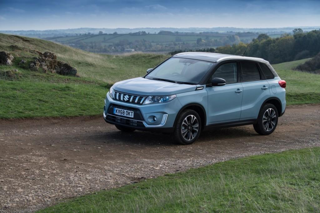 Suzuki Vitara рестайлинг 2019