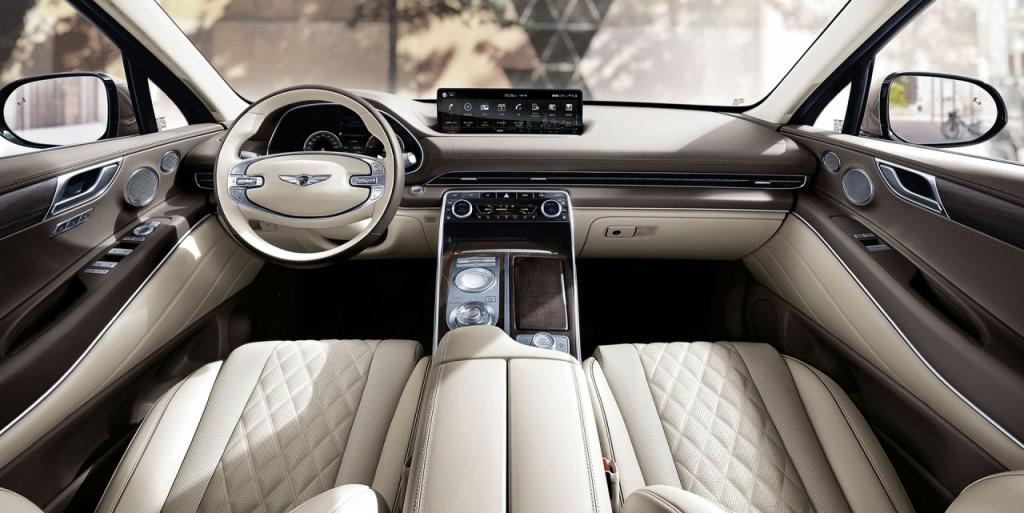 interior Hyundai Genesis GV80