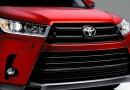 Рестайлинг Toyota Highlander