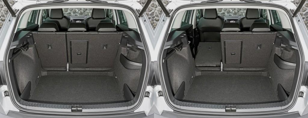 Багажник Karoq