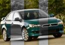 Mitsubishi Lancer X: оптимальный мотор, коробка и привод