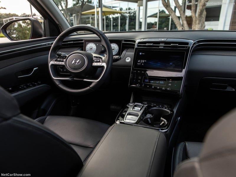 Маскимальная весрсия Hyundai Tucson 2021
