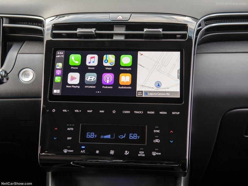 Мльтимедиа Hyundai Tucson 2021
